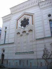 Synagogan Stockholm 2006
