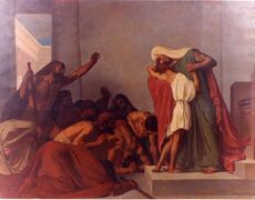 Bourgeois Joseph recognized by his brothers