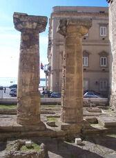 Colonne Doriche a Taranto