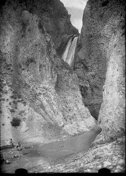 מטולה - התנור, מפל מים בגליל העליון-JNF043571