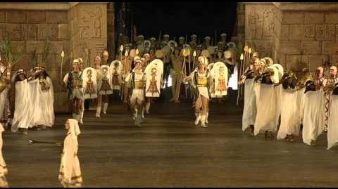 Aida - Giuseppe Verdi - Arena di Verona 2012-0