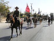 Battle of Beersheba 90 anniversaryM103