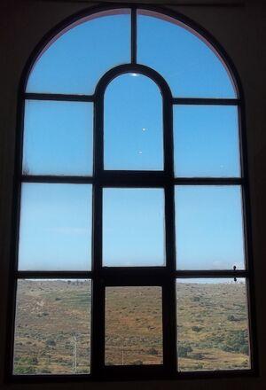 Synagogue hosaia view 1