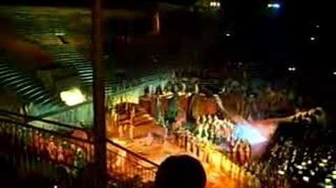 Aida, arena di Verona 2007