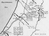 המערכה על סיני וארץ ישראל במלחמת העולם הראשונה