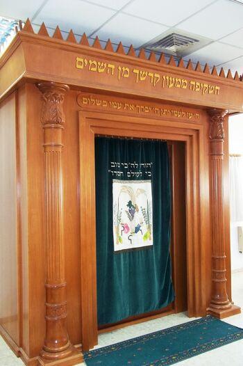 Synagogue of Maon Holy Ark 1
