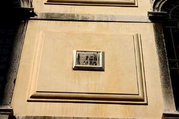 1280px-5474 - Venezia - Ghetto Vecchio - Lapide su scola levantina - Foto Giovanni Dall'Orto, 1-Aug-2008