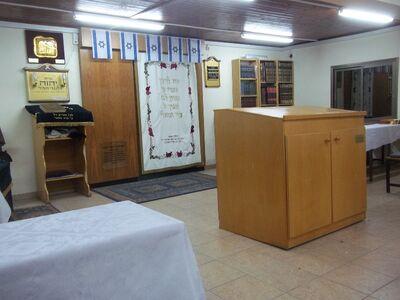 Tiles synagogue 2