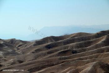 תצפית ראס מועכיף לדרום. הר ישי