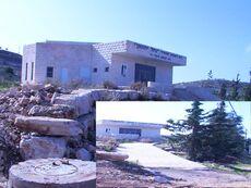 05 synagogue sefaradi kedumim zafon בית הכנסת הספרדי