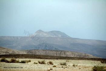 הר קנאיםסוף המסלול