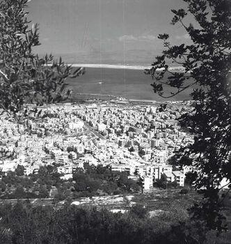 חיפה - מראה כללי-JNF013660