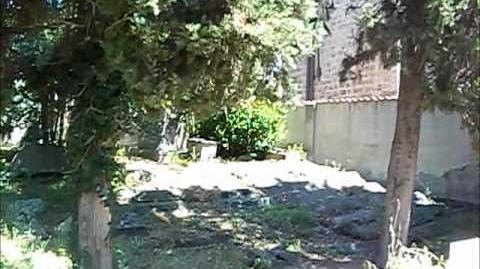 בית הקברות העתיק של פיזה