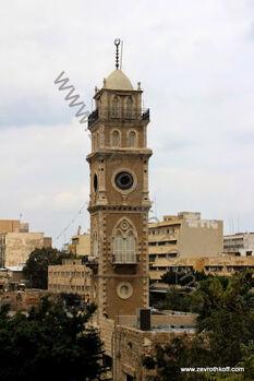 מגדל השעון של סולטן עבדול חמיד