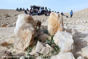 10 אתר 12 האבנים למרגלות הר כרכום