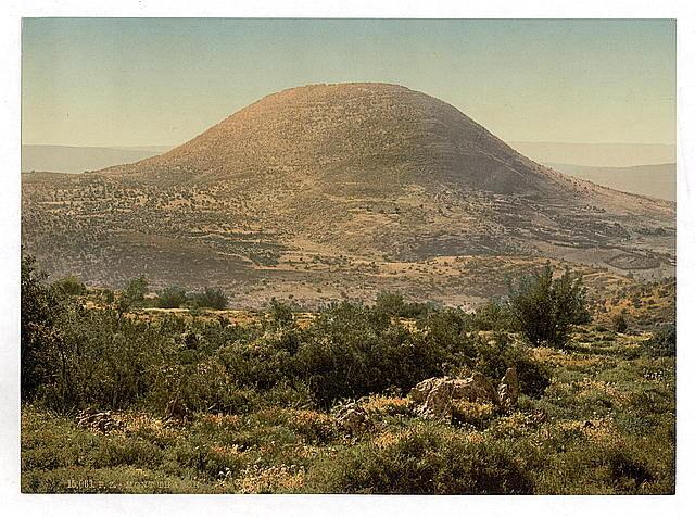הר תבור 1900.jpg