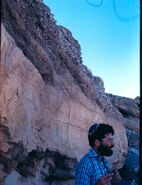 Laison Formation at south Jordan valley