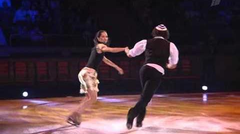 2010 Zhulin's Show Angelika Krylova & Ruslan Goncharov Hava Nagila