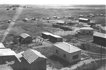 MOSHAV KFAR HAROEH IN THE HEFER VALLEY. מושב כפר הרואה בעמק חפר.D28-016
