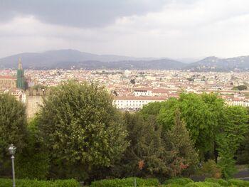 Panorama piazzeta michel angelo 2