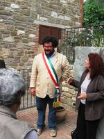 The Governor of the Isola