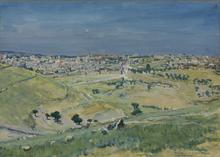 ירושלים מהר הזיתים