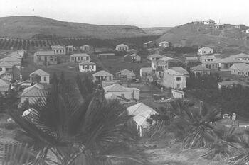 GENERAL VIEW OF BNEI BRAK NORTH OF TEL AVIV. בני ברק.D27-048