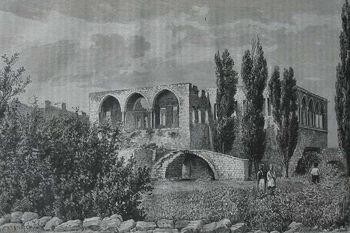 Tebnin, Lübnan, 1863