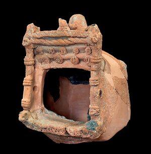 8. Khirbet Qeiyafa pottery ark