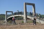 הגשר על נחל שורק