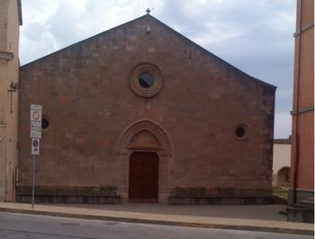 Chiesa di San Francesco - Iglesias 1