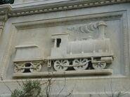 Jezreel Valley railway monument 1