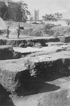 ירושלים - החומה השלישית , השדה האמצעי-JNF016066