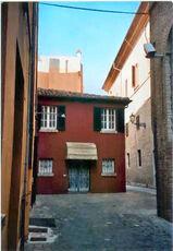 The old synagoga pesarp