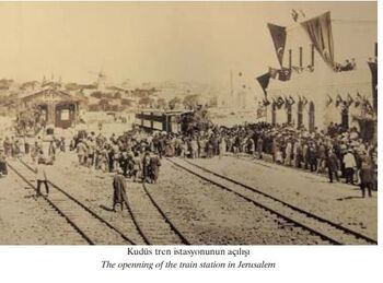 פתיחת תחנת הרכבת בירושלים 222