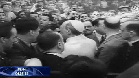 70 anni fa Roma veniva liberata dai nazisti grazie anche all'attività diplomatica di Pio XII