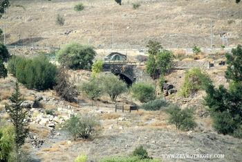 גשר טורקי על בסיס רומאי