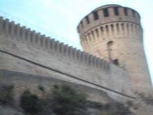 Brisighella il castello