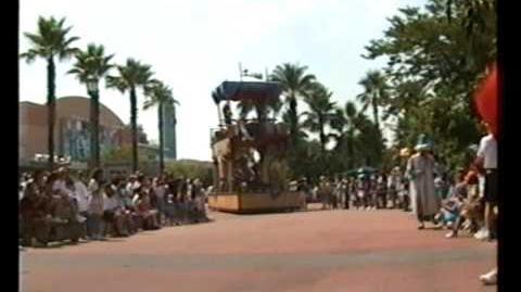 Aladdin's Royal Caravan