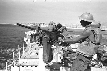 Flickr - Government Press Office (GPO) - Israeli Gun Boat