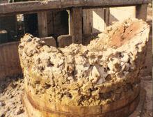 Sulfur Quarry of Beeri 1980 07