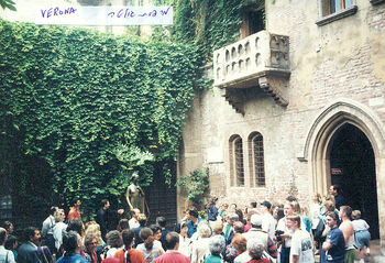 Verona gulieta veranda