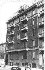 La casa di Via Morosini 31 a Milano