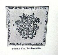 Tobiah Foa Sabbionetta