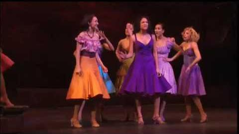 """""""America"""" - West Side Story on Broadway"""
