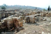 חורבת לטטין. מצודה רומית על דרך בית חורון