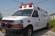 Ambulans kdumim