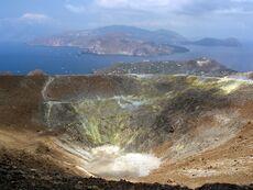 Gran Cratere e Lipari
