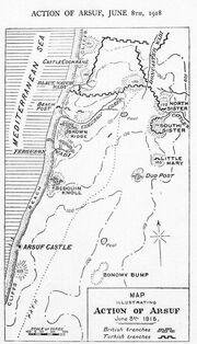 הקרבות במלחמת העולם הראשונה ליד ארסוף.jpg