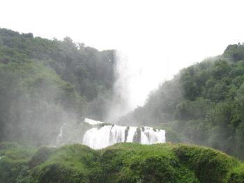 La cascada dell marmora 2009 b
